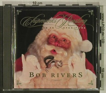 Rivers,Bob: Chipmuks Roasting on an open Fire, Atlantic(), US, 2000 - CD - 56916 - 2,50 Euro