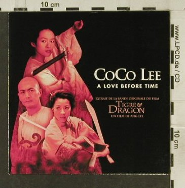 Tiger & Dragon-CoCo Lee: A Love Before Time, 1 Tr.SC, Sony(), F, 2000 - CD5inch - 57750 - 2,50 Euro