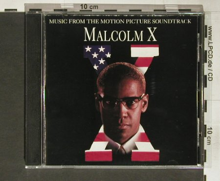 Malcolm X: Music From Motion Picture, Reprise(), D, 1992 - CD - 58386 - 7,50 Euro