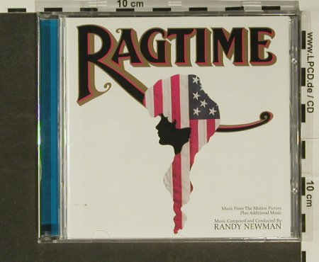 Ragtime: Comp. & Cond. By Randy Newman, Warner(), D, 02 - CD - 59948 - 5,00 Euro