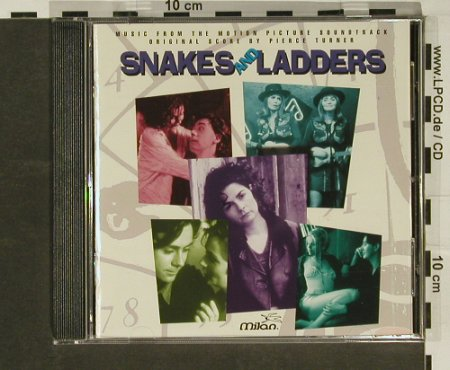 Snakes And Ladders: Original Soundtr., Milan(), EC, 96 - CD - 60229 - 4,00 Euro