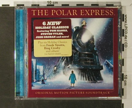 Polar Express,The: Original Soundtrack, Reprise(), EU, 2004 - CD - 62579 - 7,50 Euro