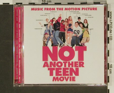 Not Another Teen Movie: 12 Tr. V.A., Warner(), D, 01 - CD - 63455 - 4,00 Euro