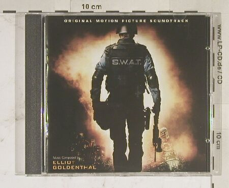 S.W.A.T: comp.by Elliot Goldenthal, Varese(VSD-6501), D, 03 - CD - 65234 - 10,00 Euro