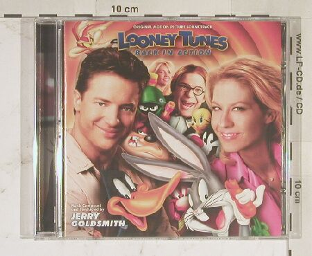 Looney Tunes: Back in Action,21Tr.by J.Goldsmith, Varese(), D, 03 - CD - 65362 - 10,00 Euro