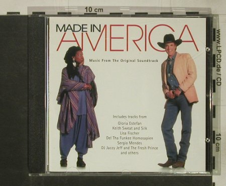 Made In America: Music From.., Elektra(), D, 1993 - CD - 65455 - 1,50 Euro