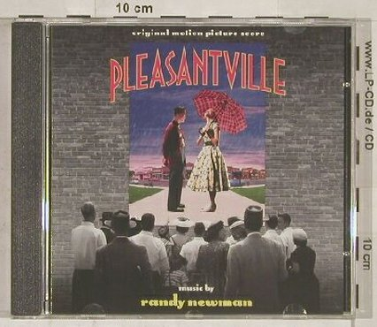 Pleasentville: 17 Tr. By Randy Newman, NewLineC.(), D, 98 - CD - 65906 - 5,00 Euro