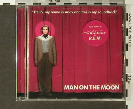 Man On The Moon: Music From, WB(), D, 1999 - CD - 67730 - 5,00 Euro