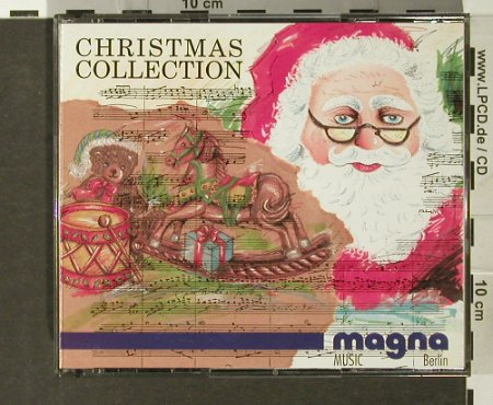 V.A.Christmas Collection: Festliche Musik in 3 Variationen, Magna Berlin(2300000), D,  - 3CD - 68435 - 7,50 Euro
