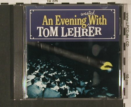 Lehrer,Tom: An Evening wasted with, Reprise(6199-2), US,  - CD - 80222 - 7,50 Euro