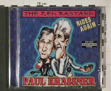 Krassner,Paul: The Zen Bastard Rides Again, FS-New, Artemis(RCD17305), , 2004 - CD - 81226 - 7,50 Euro