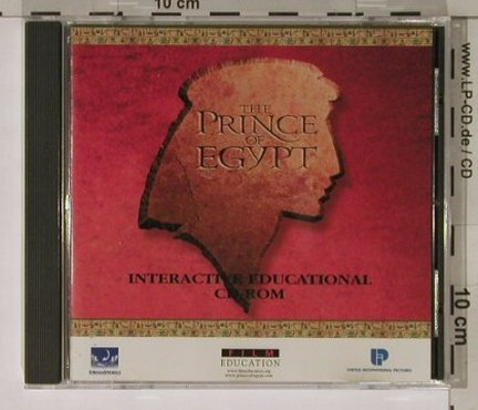 Prince Of Egypt: Interactive Educational CD-ROM, DreamWork(), , 98 - Rom - 90436 - 5,00 Euro