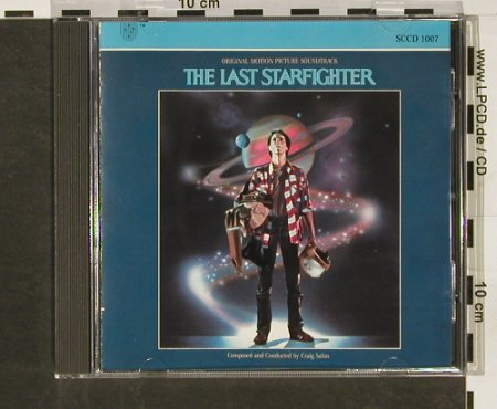 Last Starfighter: 10 Tr. Comp&Cond.by Craig Safan'84, Southern Cross Rec.(SCCD 1007), CDN, 1987 - CD - 93180 - 25,00 Euro