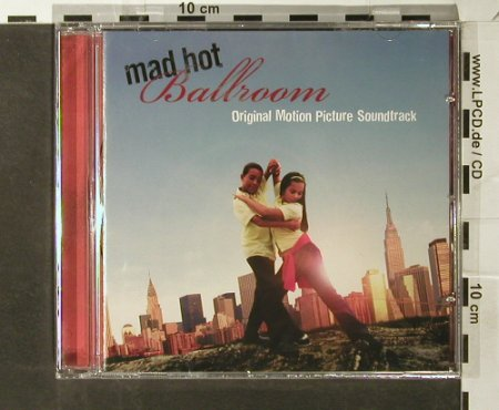 Mad Hot Ballroom: C+C Music F...Tina Fabrique,15 Tr., Ryko(Rcd 10820), , FS-New, 2005 - CD - 93723 - 10,00 Euro