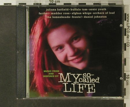 My So-Called Life: Music From, Atlantic(), D, 1994 - CD - 95783 - 7,50 Euro
