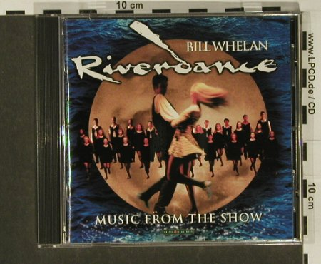 Riverdance: Music From by B.Whelan, Celtic Heartbeat(), D, 1995 - CD - 97216 - 7,50 Euro