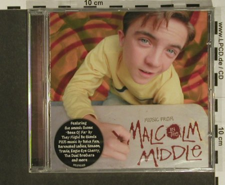 Malcolm In The Middle: Music From, FS-New, Restless(), EU, 2001 - CD - 97332 - 5,00 Euro