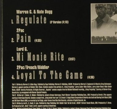 Above The Rim: Music From, 4 Tr., Death Row(), D, 1994 - CD5inch - 98792 - 3,00 Euro