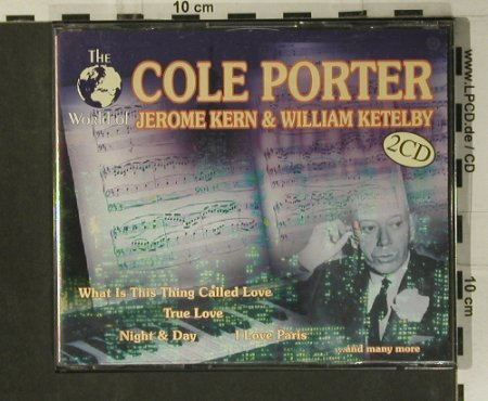 Porter,Cole/J.Kern/William Ketelby: The World of, 36 Tr., ZYX(11119-2), D, 1998 - 2CD - 99022 - 5,00 Euro