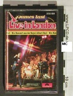 Last,James: Live in London, Polyd.(3150 884), D, 1978 - MC - 92298 - 3,00 Euro