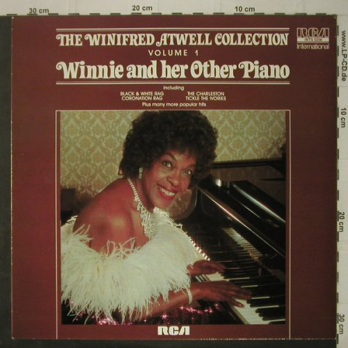 Atwell,Winifred: The W.A.Collection Vol.1, RCA(INTS 5238), AUS, 1983 - LP - C7073 - 5,00 Euro
