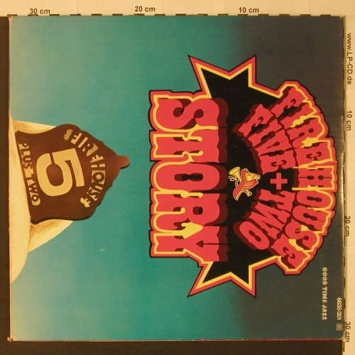 Firehouse Five Plus Two: The Firehouse Five Story, Foc, Good Time Jazz(6635 001), D,  - 2LPgx - F4528 - 6,00 Euro