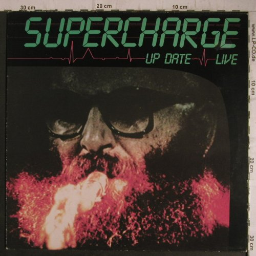 Supercharge: Up Date-Live, Memo Music(48085112), D, 1986 - LP - F7329 - 4,00 Euro