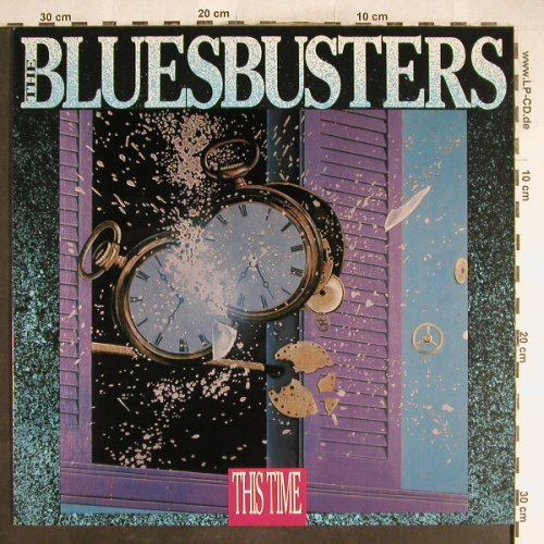 Bluesbusters: This Time, Cuppamore(04), D, 1987 - LP - H6619 - 5,00 Euro