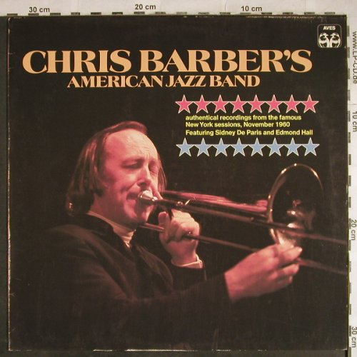 Barber,Chris: American Jazz Band (1961), Aves(INT 146.513), D,Ri, 1979 - LP - H8295 - 5,00 Euro