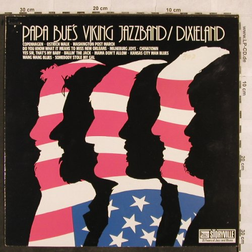 Papa Bue's Viking Jazzband: Dixieland, Storyville(6.23334 AF), D, 1977 - LP - X41 - 4,00 Euro
