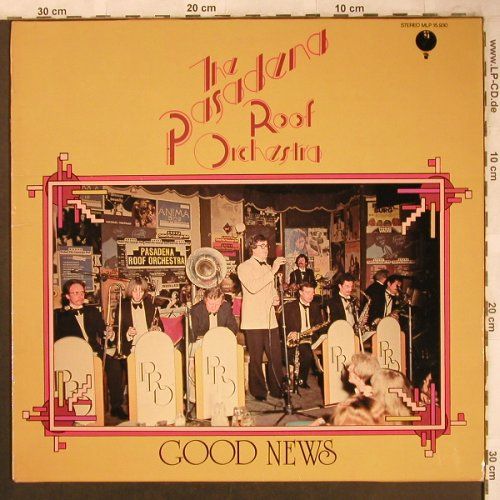 Pasadena Roof Orchestra: Good News, TransAtlantic(MLP 15.930), D, 1975 - LP - X4646 - 5,00 Euro
