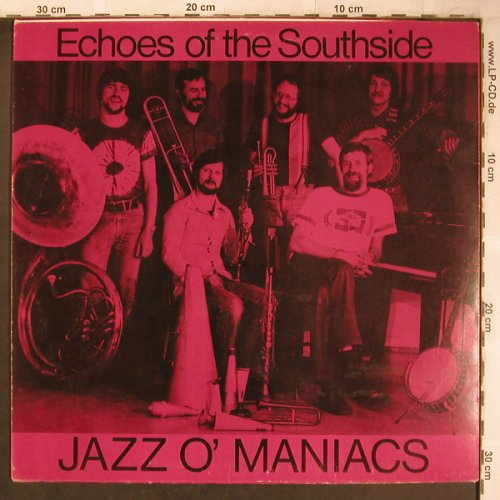 Jazz O-Maniacs: Echoes of the Southside, vg+/vg+, Summer(SL 7903), D,  - LP - X4786 - 4,00 Euro