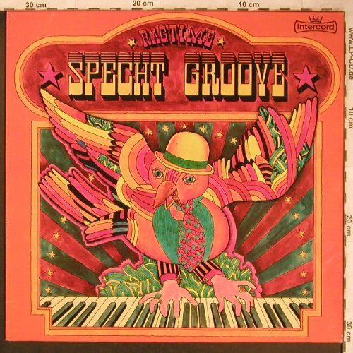 Ragtime Specht Groove: Same (No Laminat), Intercord(INT 130.005), D, 1973 - LP - X4833 - 7,50 Euro