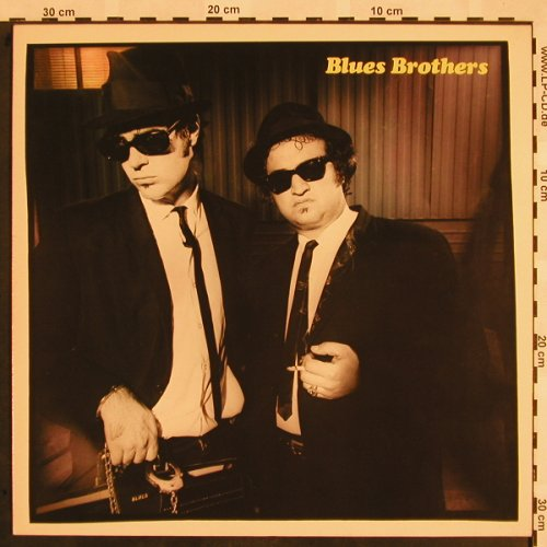 Blues Brothers: Briefcase Full Of Blues, Atlantic(ATL 50 556), D, 1978 - LP - X985 - 5,50 Euro