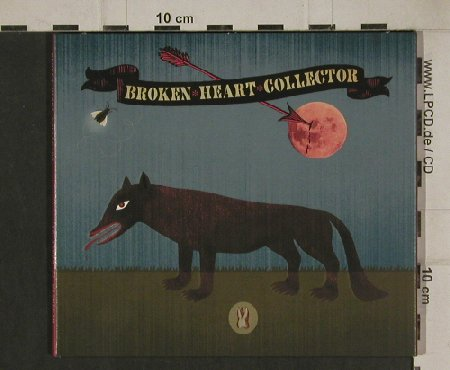 Broken.Heart.Collector: Same, Digi, woc, Discorporate Rec.(DISREC18), EU, 2011 - CD - 50042 - 7,50 Euro
