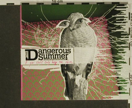 Dangerous Summer: If you could only keep me alive, Hopeless(), , 2007 - CD - 50076 - 5,00 Euro