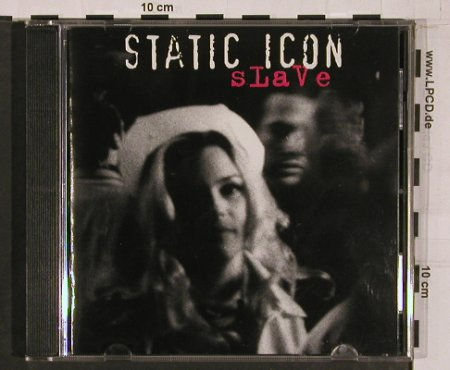 Static Icon: Slave, Machinery(), D, 1997 - CD - 50094 - 7,50 Euro