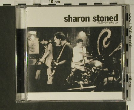 Sharon Stoned: Your Very Own E.P., 6 Tr., Columbia(), A, 1997 - CD5inch - 50117 - 4,00 Euro