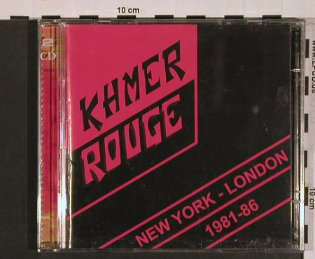 Khmer Rouge: New York-London 1981-1985, Hip Piest(), UK, 2004 - 2CD - 50221 - 7,50 Euro