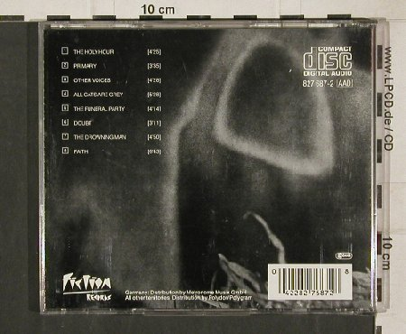 Cure: Faith, Fiction(827 687-2), D, 1981 - CD - 50319 - 5,00 Euro