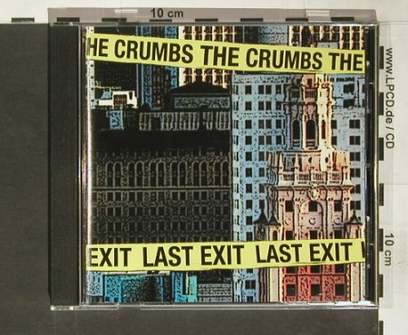 Crumbs: Last  Exit, TKO Rec.(124), US, 2004 - CD - 50481 - 7,50 Euro