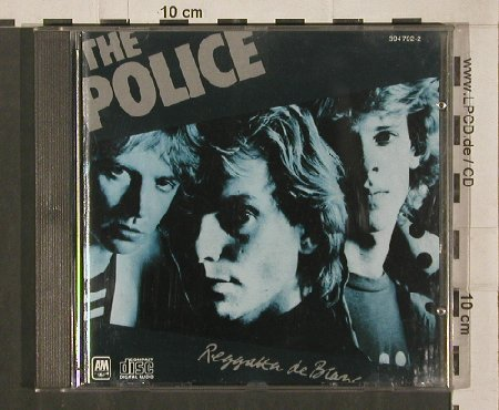 Police: Regatta De Blanc, AM(394 792-2), D, 1979 - CD - 50501 - 6,00 Euro