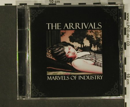 Arrivals,The: Marvels Of Industry, Recess Records(#102), US, co, 2006 - CD - 50504 - 5,00 Euro