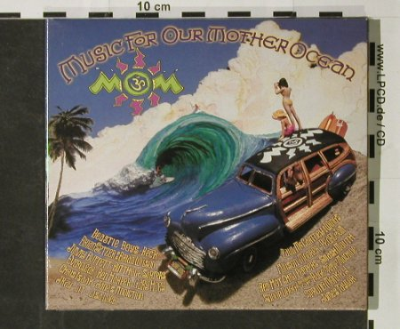V.A.MOM 3: Music For Our Mother Ocean,Digi, Hollyw(), D, 1999 - CD - 50726 - 7,50 Euro