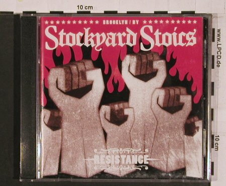 Stockyard Stoics: Same, msm-1279(1007-2), D, co, 04 - CD - 50807 - 7,50 Euro