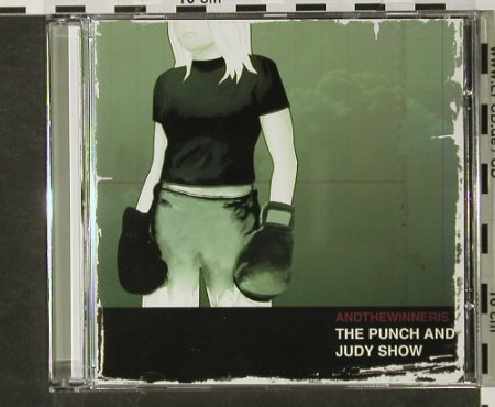 Andthewinneris: The Punch and Judy Show, Enginer(IGN086), US, 2004 - CD - 50913 - 7,50 Euro