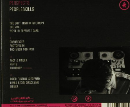 Perspects: Peopleskills, Interdimensional(), , 2006 - CD - 51117 - 10,00 Euro