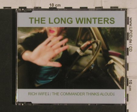 Long Winters: Rich Wife/ The Commander..., Munich Rec(MRCDS 856), NL, 2006 - CD5inch - 51170 - 3,00 Euro