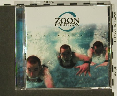 Zoon Politicon: For Several Voices, Dark Star(), D, 98 - CD - 51357 - 4,00 Euro