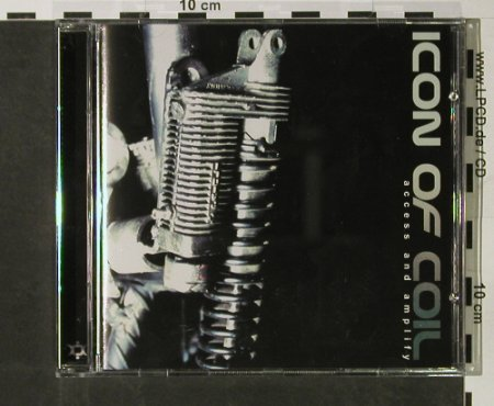 Icon Of Coil: Access And Amplify *4+1, Tatra(), D, 2002 - CD5inch - 51786 - 2,50 Euro